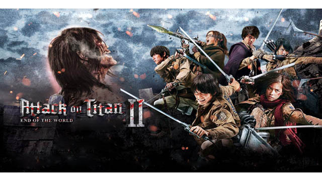 Attack on Titan 2: End of the World (2015) Hindi Dubbed Movie 720p BluRay Download