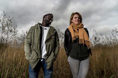 Seckou Keita and Catrin Finch (Photo Andy Morgan)