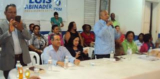 Domingo Batista promete una extensión de la UASD en SDE