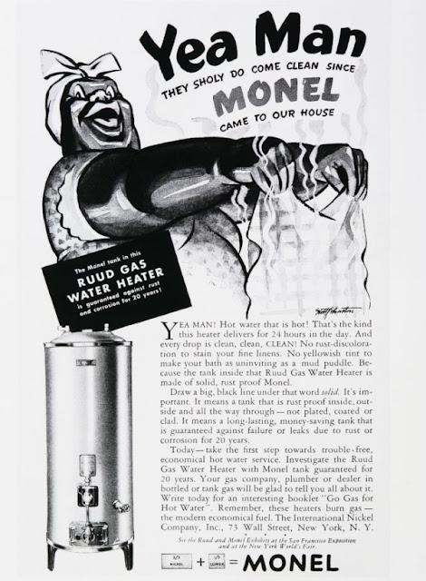 1925 Rolls Royce Phantom >> Racism In 30 Vintage Ads ~ vintage everyday