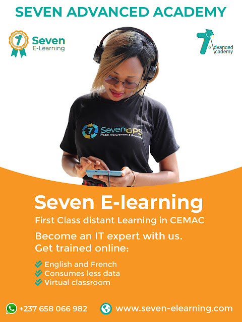 Seven Advanced Academy: First E-learning Site in Cameroon / CEMAC3