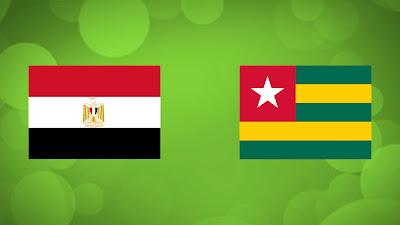 مشاهدة مباراة مصر ضد توجو اليوم 14-11-2020 بث مباشر في تصفيات كأس امم افريقيا