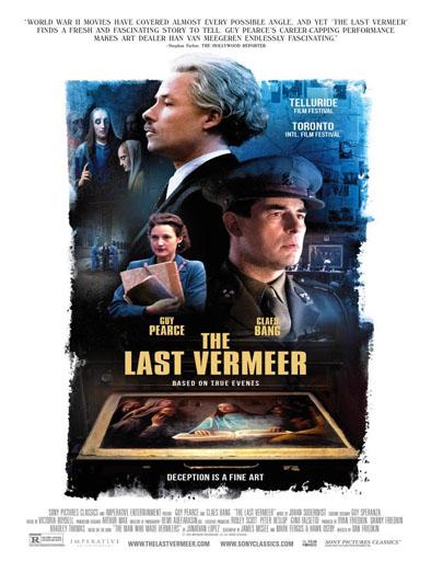 pelicula The Last Vermeer