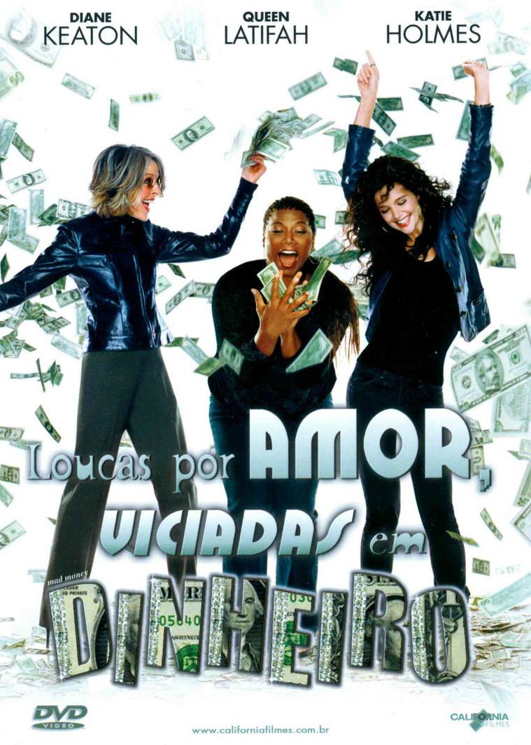 Loucas por Amor, Viciadas em Dinheiro - Dublado