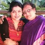 Pyumori Mehta Ghosh mother