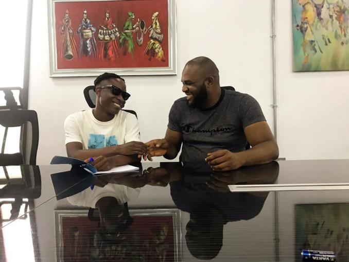 Matteye Records signs 18-year-old Tremor #Arewapublisize