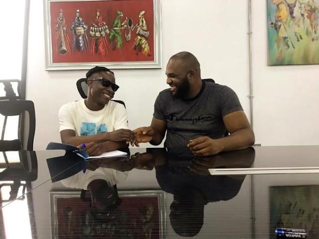 Matteye Records signs 18-year-old Tremor #Arewapublisize || Aruwaab9ja