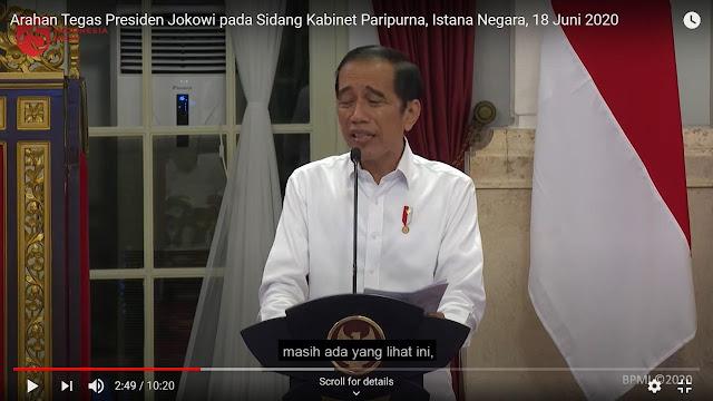 Pengamat Intelijen Senior: Jokowi Tak Mau Terima Laporan Asal Bapak Senang