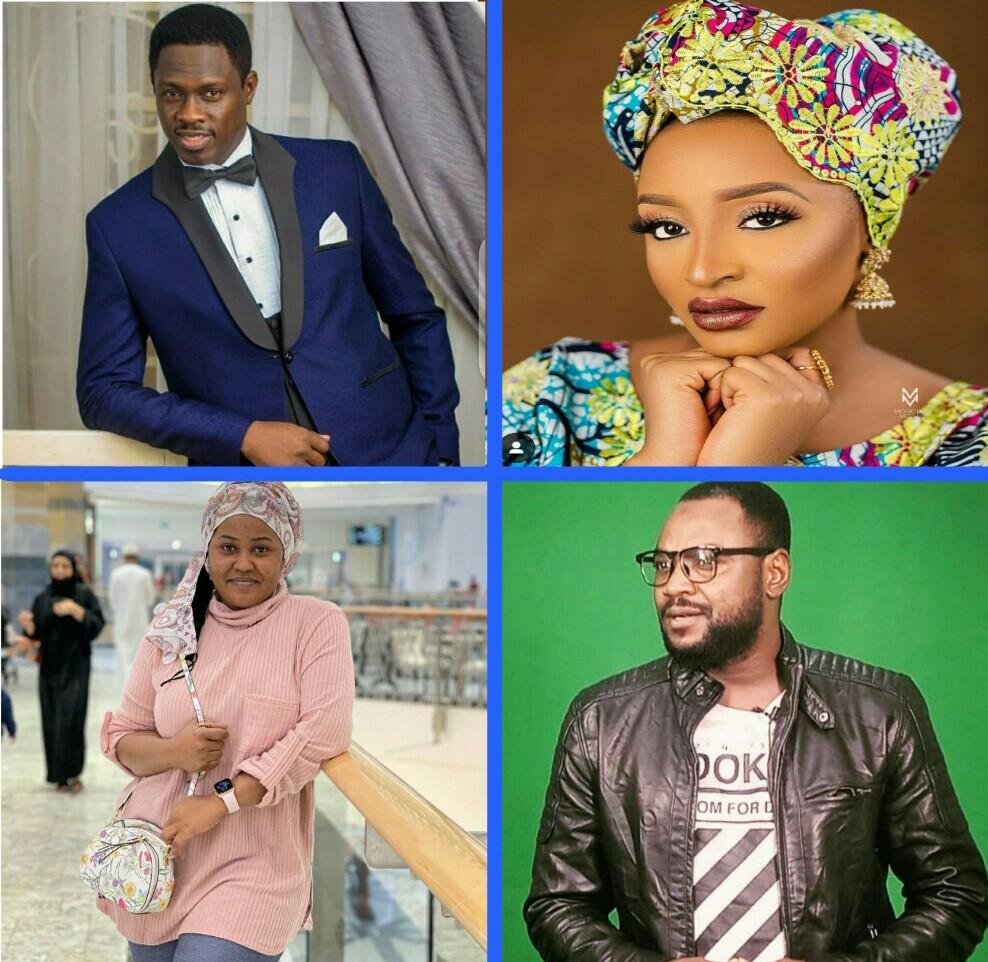 The differences are clear: Net worth of Ali Nuhu, Rahma Sadau, Adam A Zango and Hadiza Gabon in 2021