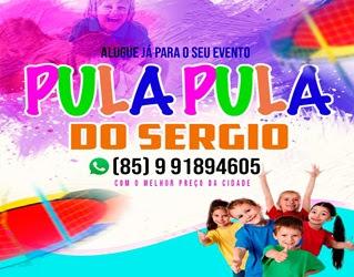 ALUGUEL DE PULA-PULA EM ITAPAJÉ