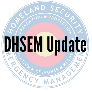Logo for DHSEM Update