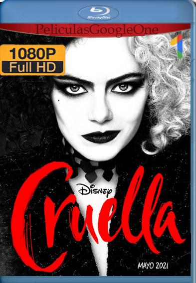 Cruella (2021) [720p Web-DL] [Latino-Inglés] [Deadpool]