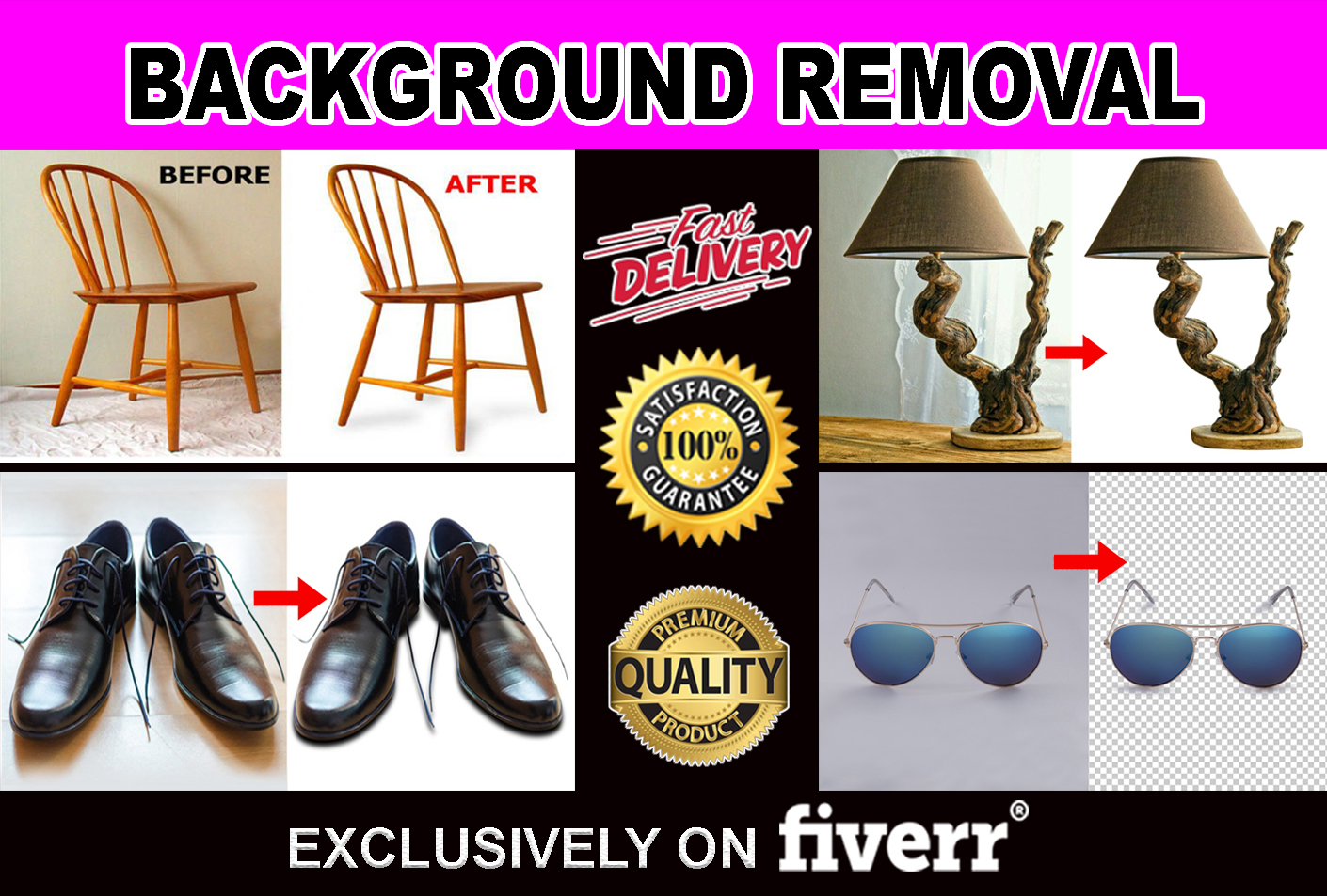 My Fiverr Blog I Will Do Photo Background Removal With Express 24h