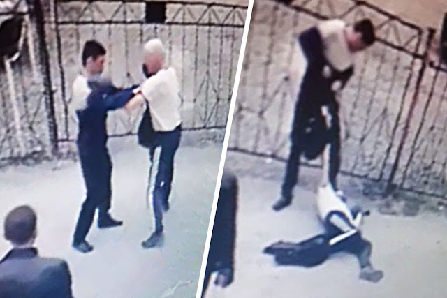 Молодые люди зверски избили пенсионера в Екатеринбурге