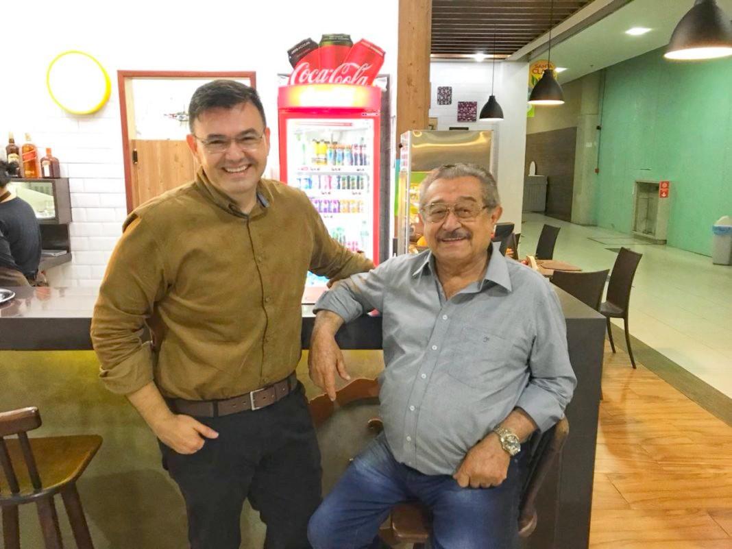 Raniery propõe que Sistema Adutor Acauã-Araçagí tenha o nome de Zé Maranhão