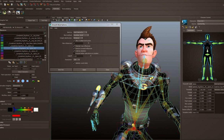 Maya 3D software free download - Softwares Free Download