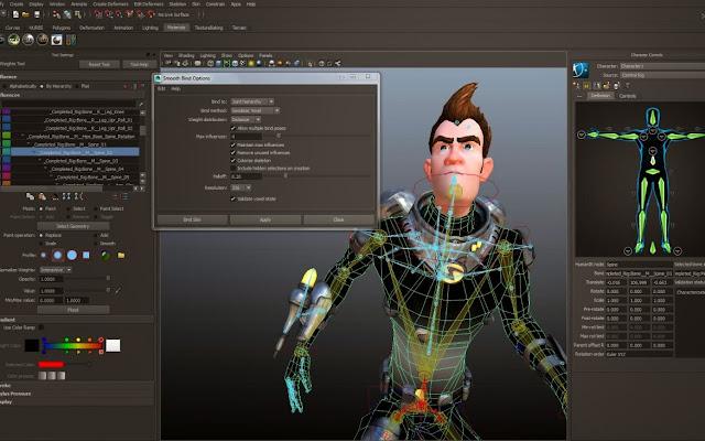 maya 3d software free download
