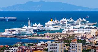 Porto di Civitavecchia, rispetto delle norme sull'emissioni in atmosfera