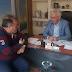 Συνέντευξη του νέου δημάρχου Σουφλίου Παναγιώτη Καλακίκου στον Κώστα Πιτιακούδη