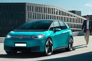 El Volkswagen ID.3, el primer modelo eléctrico con vocación de masas del grupo alemán con un precio por debajo de los 30.000 euros