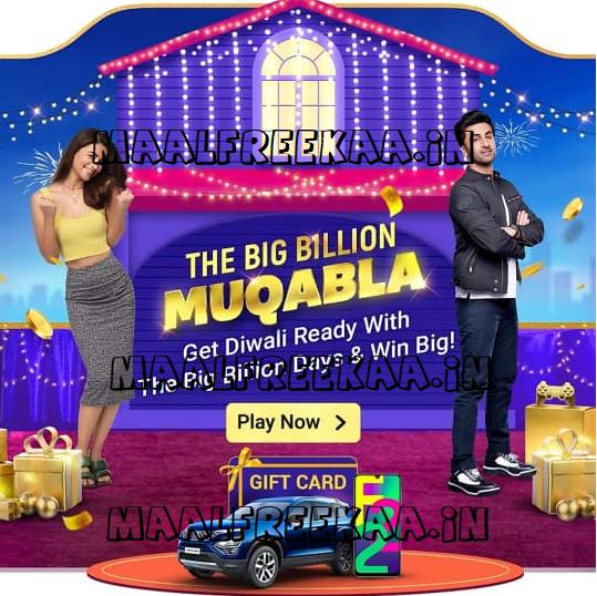Diwali Contest 2021 The Big Billion Days