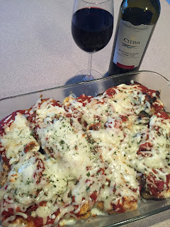 chicken parmesan pairing with montepulciano d'abruzzo