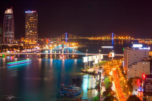 Cầu xoay Sông hàn, Biểu tượng của thành phố Đà Nẵng