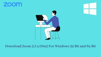Download Zoom 5.7.4 (804) For Windows 32 Bit and 64 Bit