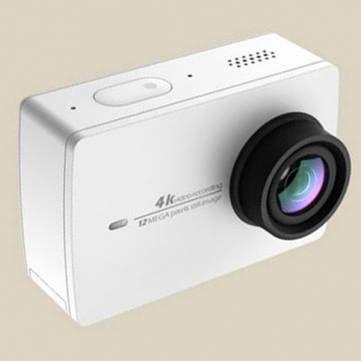 Harga dan Spesifikasi Xiaomi Yi 4K Action Camera 2 Terbaru