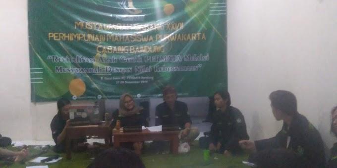 Muscab PERMATA Cabang Bandung, Lahirkan Moch Pazjri Syamsi Sebagai Ketua Terpilih