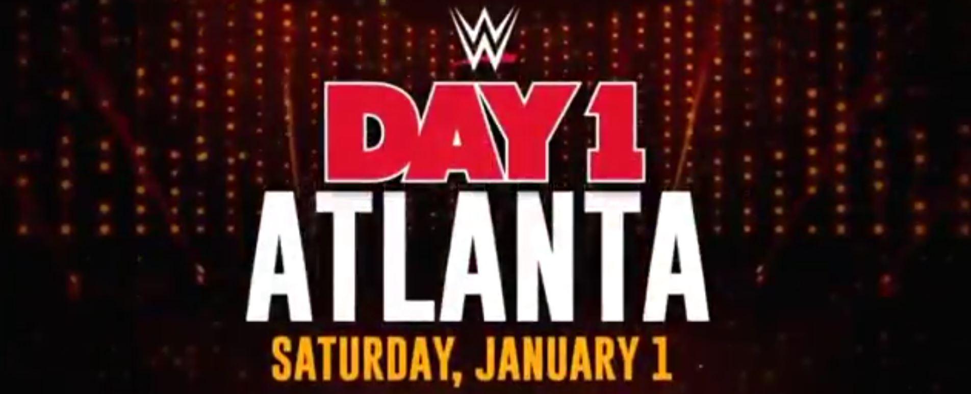 WWE Day 1 é oficialmente anunciado para janeiro de 2022