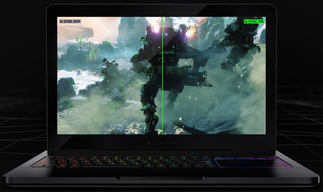 Razer Blade Pro an awesome gaming laptop