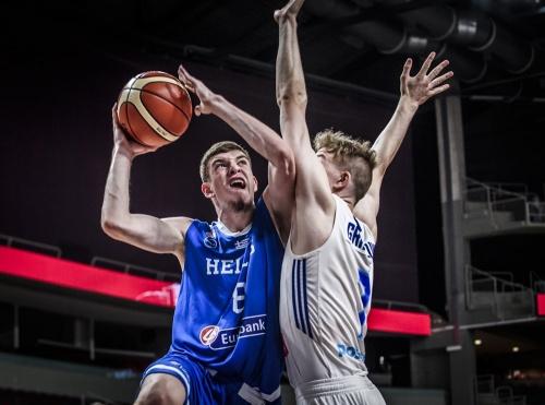 ΕΟΚ | Εθνική Εφήβων: Φινλανδία – Ελλάδα 89-85. Ήττα στην παράταση και 14η θέση στο Ευρωπαϊκό Πρωτάθλημα