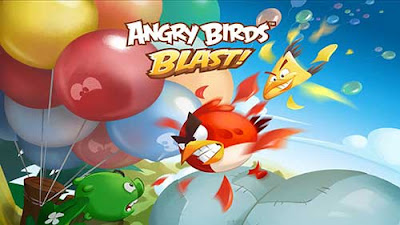Angry Birds Blast Apk + Mod Unlocked for Android Offline