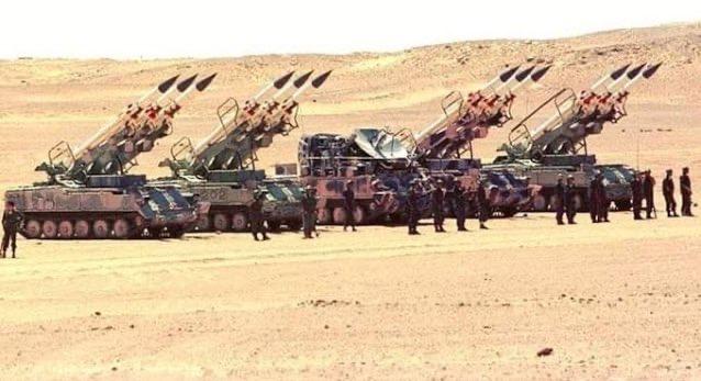 🔴 البلاغ العسكري 143 : الجيش الصحراوي ينفذ 6 عمليات قصف على مواقع مختلفة لقوات الإحتلال خلف جدار العار