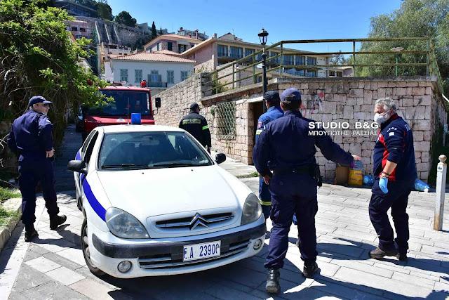 Έκτακτο: Πτώμα άνδρα εντοπίσθηκε στο Ναύπλιο (βίντεο)