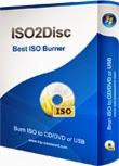 ISO2Disc 1.10 + Portable | Grabar imágenes ISO a CD, DVD y USB