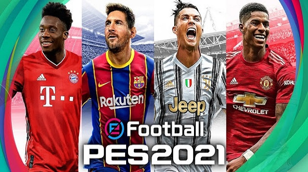 e-Football Pro Evolution Soccer 2021 Free Full Android Game Download