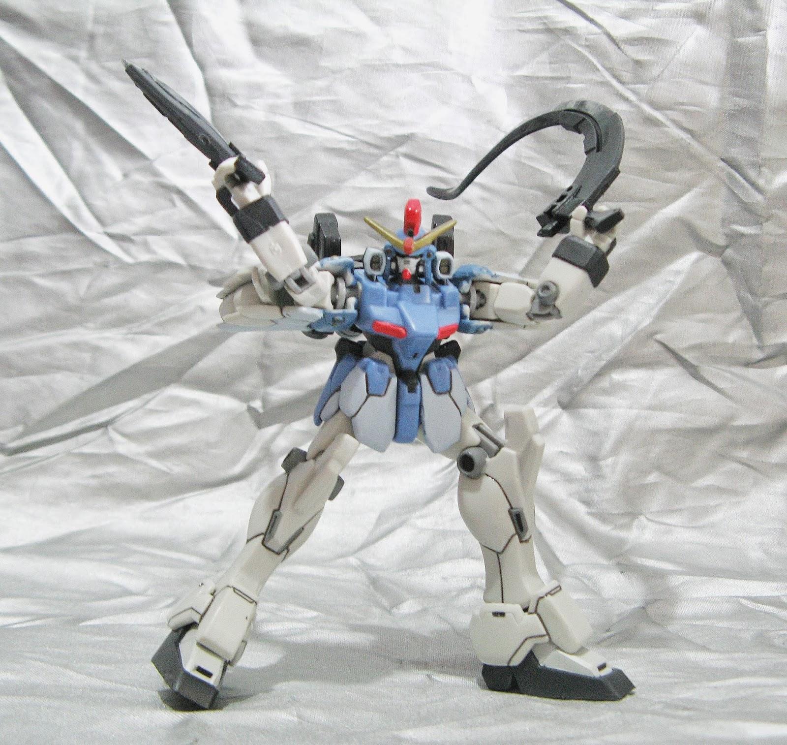 M.I.A(Moblie suit In Action): GUNDAM W Endless Waltz Gundam Sandrock Custom新機動戰記無盡的華爾茲高達沙多洛改