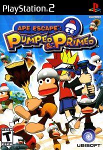 Download Ape Escape: Pumped & Primed (2004) PS2