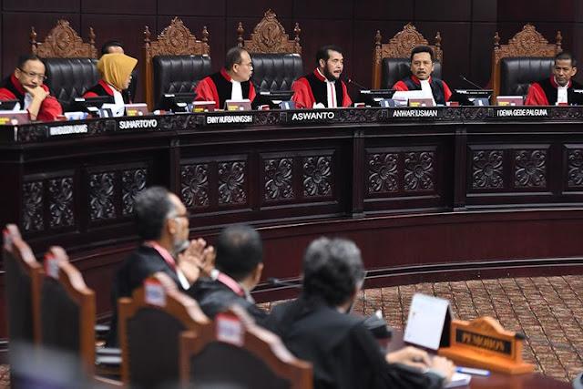 KPU: KH Ma'ruf Amin Tak Langgar Aturan meski Jabat Dewan Pengawas di Dua Bank Syari'ah
