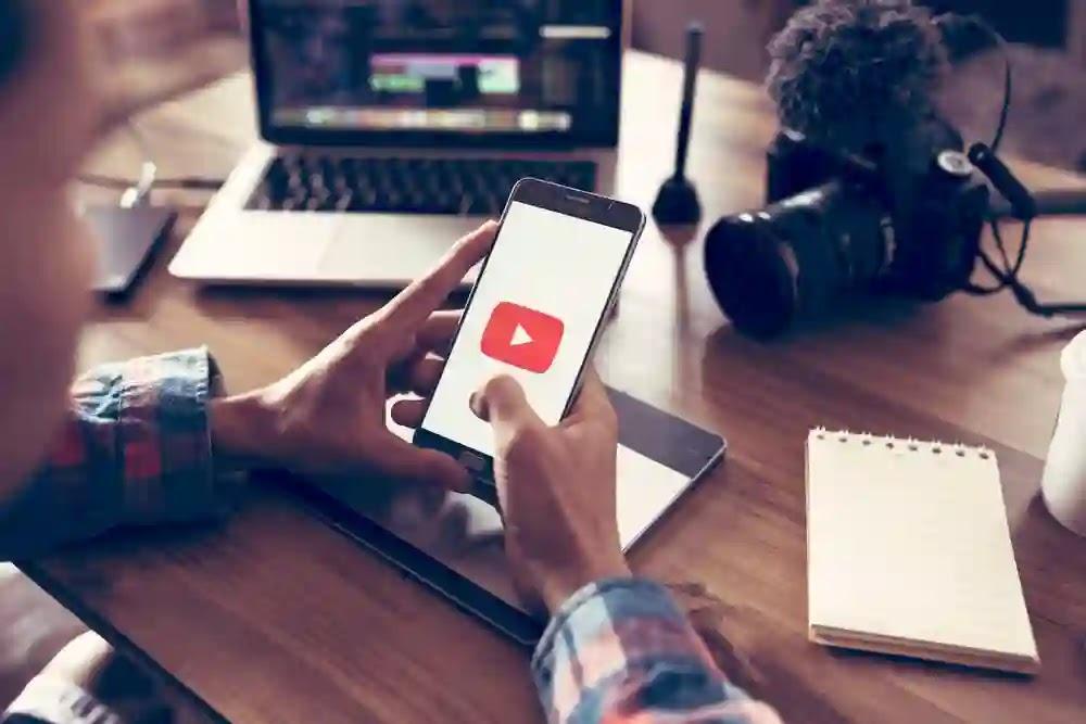 إنشاء قناة على اليوتيوب والربح منها باستخدام الهاتف