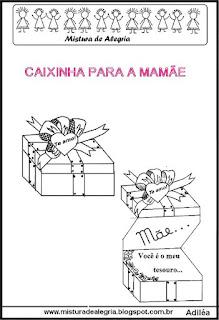 Lembrancinha para a mamãe