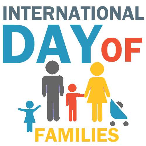 International Day of Families Wishes Unique Image