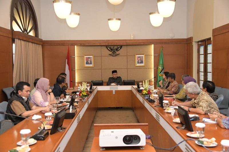 Ridwan Kamil : Kampus ITB Cirebon Gelar Perkuliahan Pada Agustus 2020
