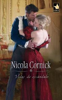 Nicola Cornick - Vidas De Escándalo