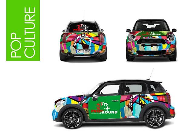 Promotion and Branding Vehicle promosi di mobil dari inexpo design