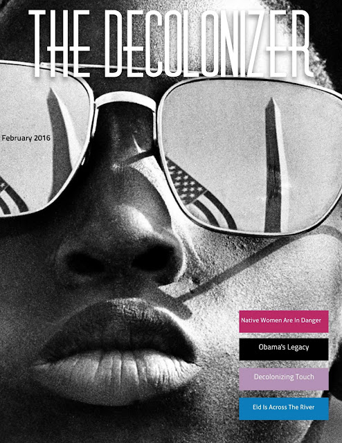 THE DECOLONIZER, February 2016