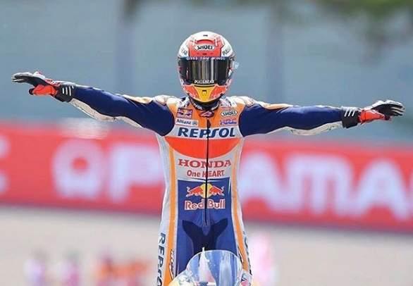 Marc Marquez Juara MotoGP Brno 2019