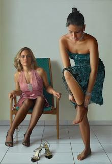cuadros-con-mujeres-con-insuperable-realismo máximo-realismo-pinturas-femeninas